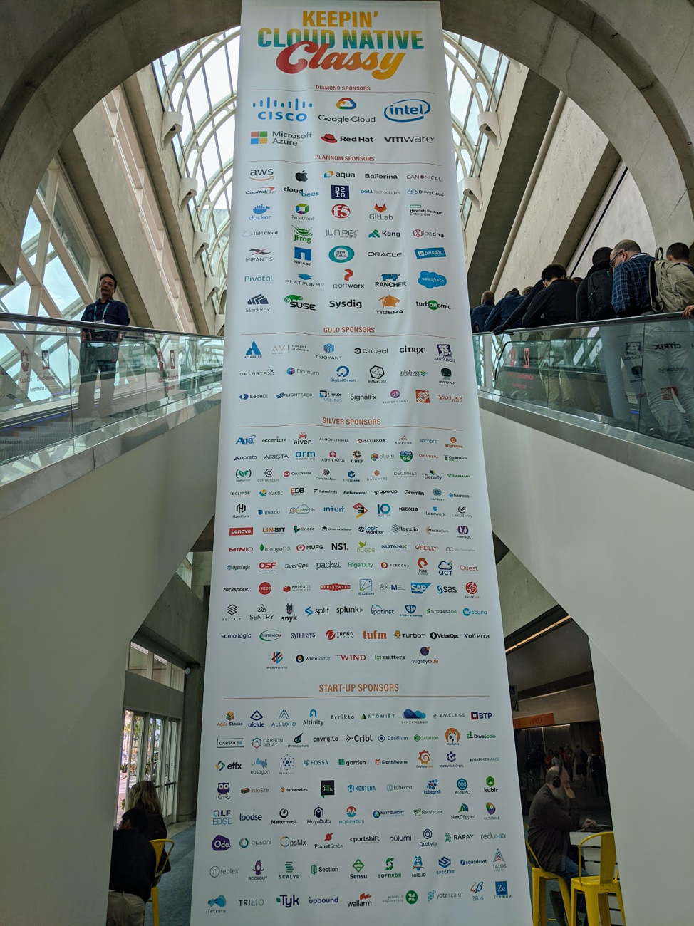 2019 KubeCon is bigger and better than ever